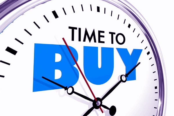 It's Time To Buy