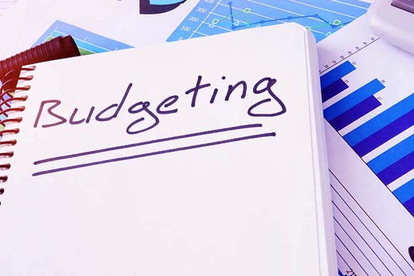 Budgeting the Right Way
