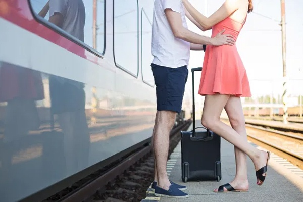 Costs of Long-Distance Relationships